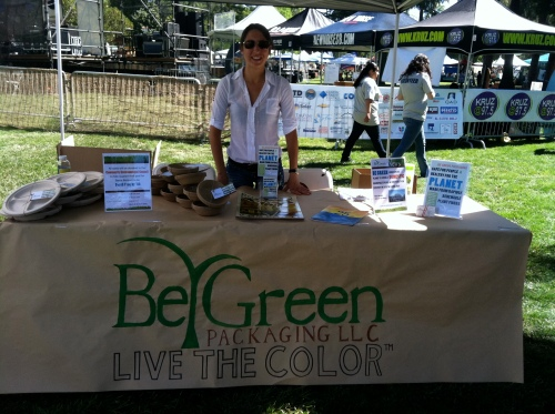 be green booth