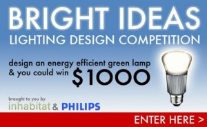 Inhabitat Philips Bright Ideas