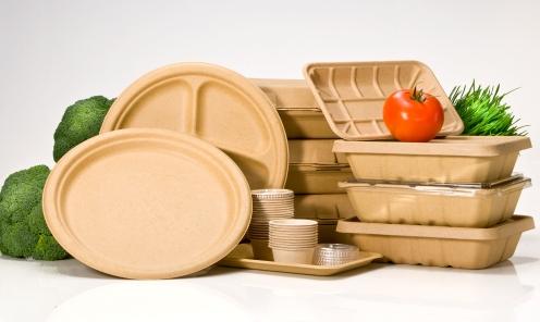 Image result for Biodegradable packaging