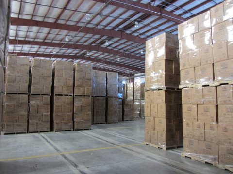 warehousing south carolina