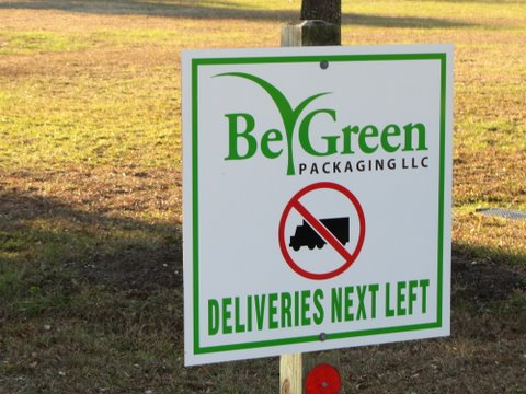 be green deliveries