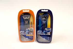 gillette fusion proglide razor be green packaging