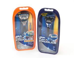 Gillette Fusion ProGlide Razor Packs