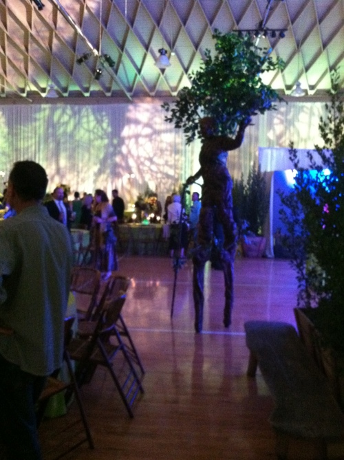 green gala tree people 2012