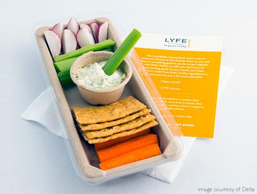 Delta Lyfe Be Green Packaging