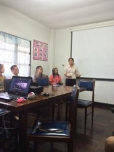 microfinance program